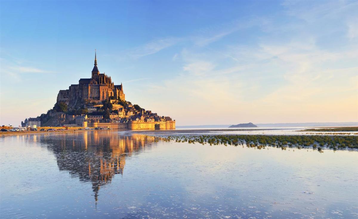 Nos vacances en Bretagne - chapitre 1
