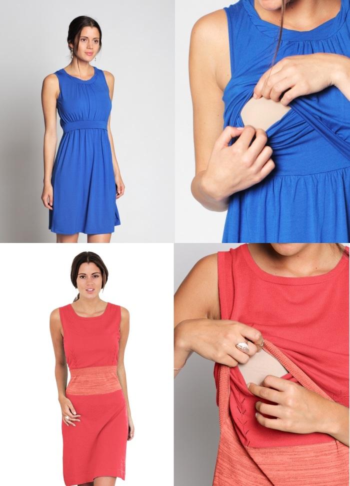 robe d'été allaitement
